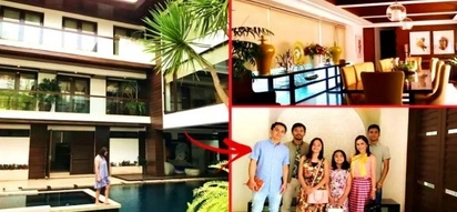 Buhay bilyonaryo! Manny Pacquiao and family share a stunning new glimpse of their luxurious mansion in Forbes Park!