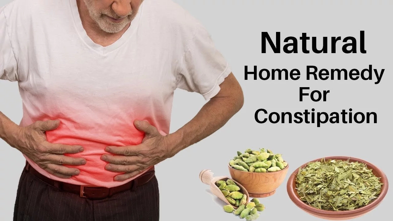 Best home remedy for constipation in babies and adults