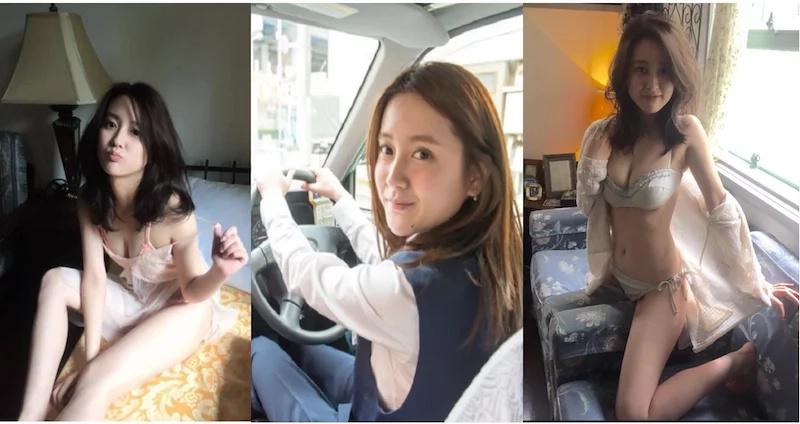 Meet the sexiest taxi driver, Ikuta Kana