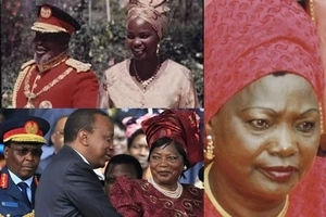 Uhuru Kenyatta's mother expresses her fears on the August General Election