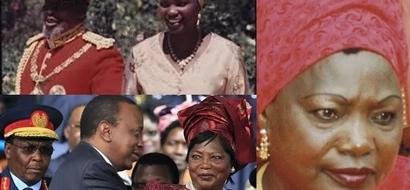 Msanii maarufu kutoka familia ya Rais Uhuru Kenyatta ajifungua mtoto wa kiume-Picha