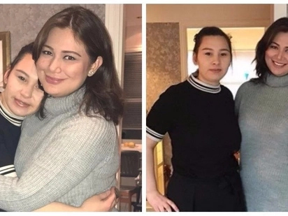 "Francine Prieto on finally meeting her half-sister in Norway for the first time: ""It took me 10 years"""