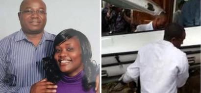 Huu ndio ujumbe wa mkewe Chris Msando kwa waliomuua mumewe