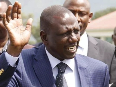 Ruto reveals what happened to him after Boniface Mwangi claimed he killed Jacob Juma