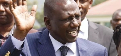 Ruto has these tough words for Waiguru over NYS scandal