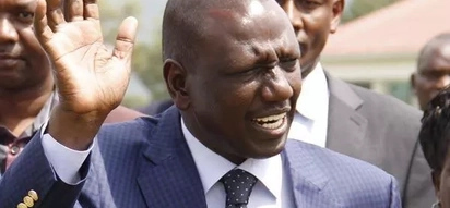 Kenyans shred DP Ruto into pieces for claiming Luos are Raila's militia