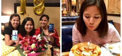 Matipid na debut party! VP Leni Robredo's youngest daughter Jilian celebrated her 18th birthday in a simple manner