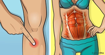 Massage these 4 points to lose weight