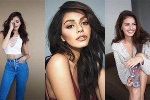 Mapapatitig ka talaga! Janine Gutierrez proves why she's an in-demand fashion model