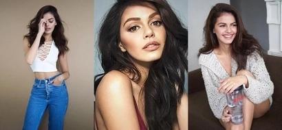 Mapapatitig ka talaga! Janine Gutierrez proves why she's an in-demand fashion model