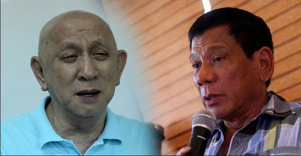 Duterte changes mind; no DENR top post to progressive left