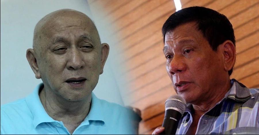 Duterte changes mind; no DENR top post to progressive left