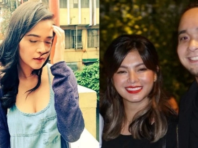 Bela Padilla breaks her silence over alleged relationship of her ex Neil Arce with Angel Locsin