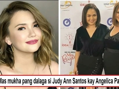 I-fire mo na stylist mo! Angelica Panganiban's latest outfit draws flak, fans encourage her to fire stylist for making her look 'losyang na baduy'