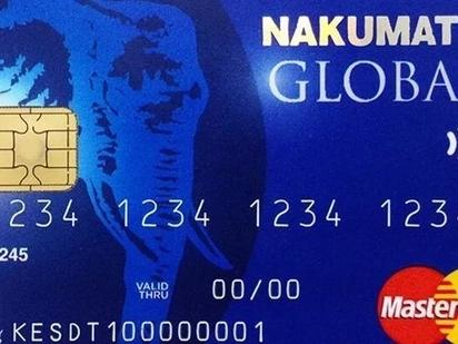how to get a nakumatt global card