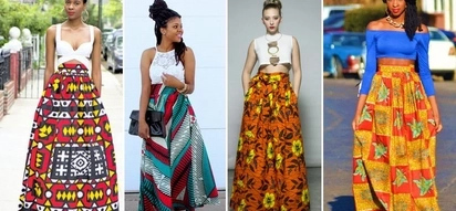 Spice up your 2018 with latest Ankara styles