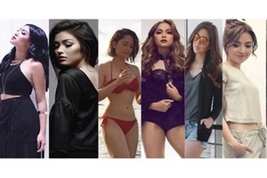 Filipina Celebrities And Their Heights! Ang Tangkad Pala Ni Liza Soberano!