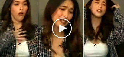 Emotional Kylie Padilla talks about her pregnancy and seeing her baby's heartbeat for first time