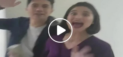Jhong Hilario surprises Showtime co-host Anne Curtis for the last time before she gets married