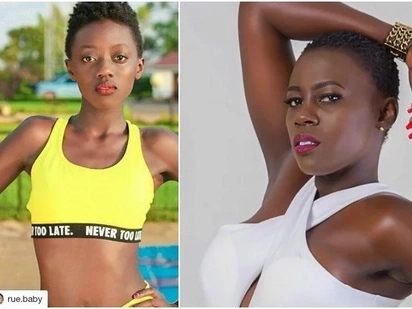 Singer Akothee's daughter Celly crowned the face of beauty brand Nivea