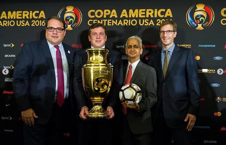 ¿Se enfrentan los campeones de Copa América y Eurocopa?