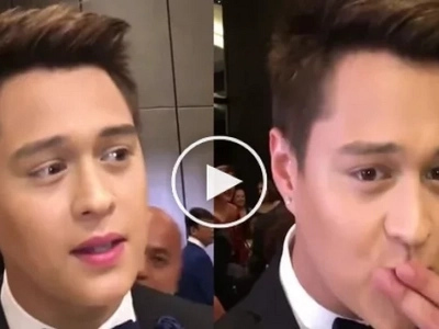 Enrique Gil makes a heartwarming speech about Liza Soberano