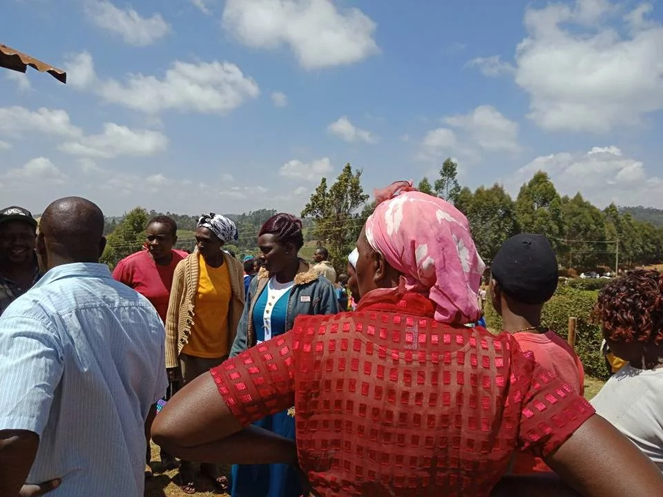 Murang'a man clobbers wife and her mpango wa kando to death after bursting them in the act