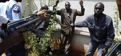 Jubilee governor's  bodyguard shoots self over a woman