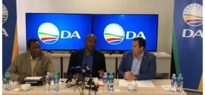 Maimane cautions SA to remember Ramaphosa's roots