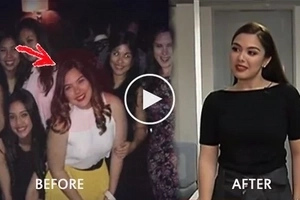 Amazing before and after photos of Ria Atayde give hope to those who desire to lose weight! Here's how she did it!