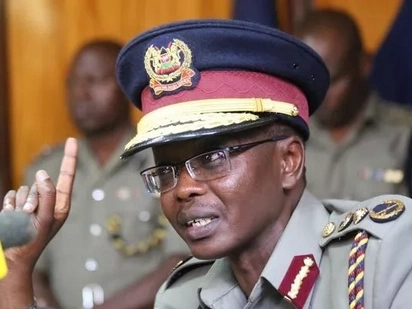 IG Boinett suspends 3 police officers for leaking confidential documents to media