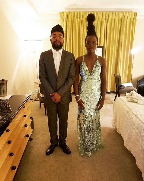 Hollywood star, Lupita Nyong'o finds love in Nigeria (photos)