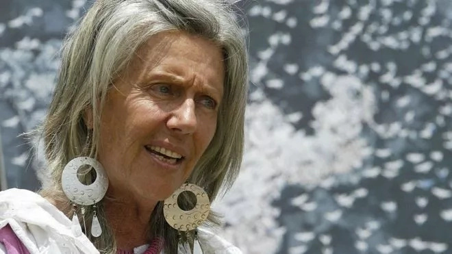 Kuki Gallmann was shot and injured on April 23 by suspected cattle herders