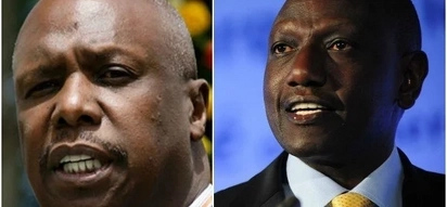 Hii ndio sababu Ruto atamshinda Gideon Moi 2022