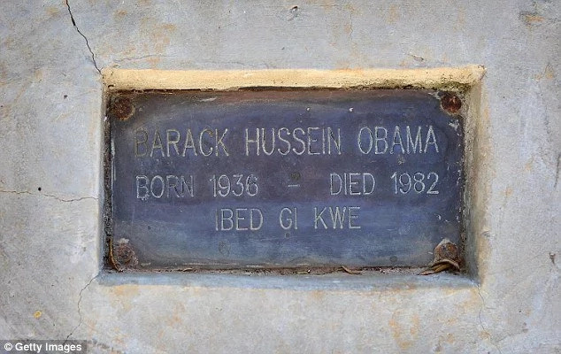 Barack Obama father letters found in Harlem