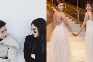 Is Julia Barretto not in good terms with her half-sister Dani?