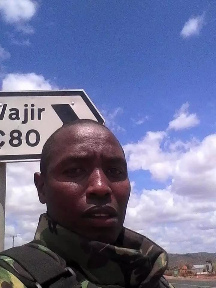 Kutana na polisi aliyewaokoa wanafunzi katika ghasia Kawangware kwa kuwabeba mgongono
