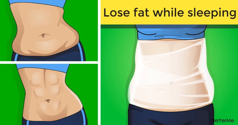 Lose fat while sleeping