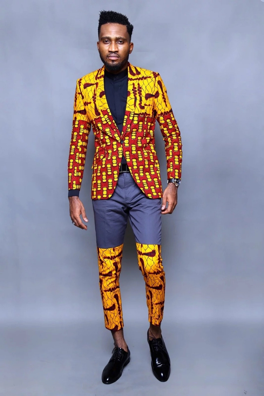 Kitenge designs for couples