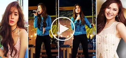 Loisa Andalio's epic performance of 'Kilometro' wows netizens! Is she the next Sarah Geronimo?