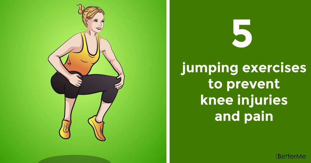 5 jumping exercises to prevent knee injuries and pain