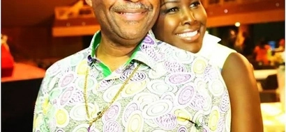 Emmy Kosgei holds husband close to her chest like a little boy. Was he crying? (photos)