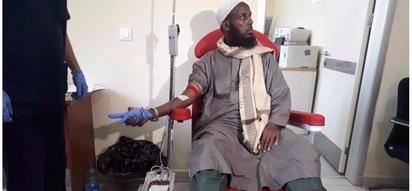Kamanda wa zamani wa al-Shabaab atoa damu kuwasaidia waathiriwa wa shambulizi la kigaidi Somalia