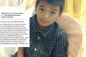 Worried netizen seeks help for this young boy who is allegedly abandoned by his own father and mother