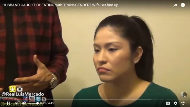 Wife Caught Husband's Undesirable Actions. This Wife Wants To Find Out The Truth About Her Husband When She's Not Looking.
