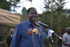 Serikali yaahidi kumkamata kiongozi wa CORD Raila Odinga kwa uchochezi