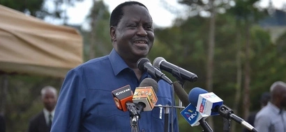 Prosecute The High Priestess Of Corruption In Kenya - Raila