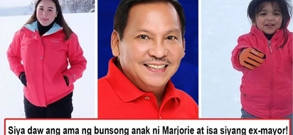 Hindi daw si Dennis ang tunay na ama! Ex-mayor is the alleged father of Marjorie Barretto's youngest daughter