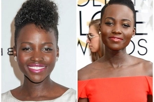 Lupita Nyong'o sends SWEET message to this man who touched her hair