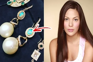 KC Concepcion & Her Impressive Jewelry Collection: Hermes Watch, South Sea Pearl Earrings, Expensive Rings - This Girl's Got Class, Alright!